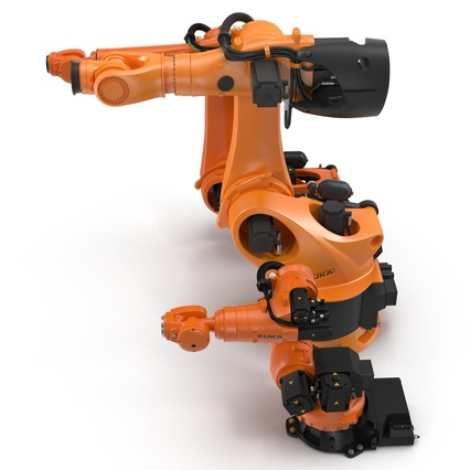 Kuka Robots Collection 5. Render 15