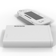 Nintendo Wii U Set White. Preview 9