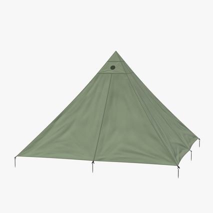 Floorless C&ing Light Tent  sc 1 st  3D Molier better looking real life & Floorless Camping Light Tent 3d model