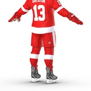 Hockey Equipment Detroit Red Wings. Preview 23