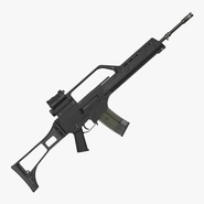 Assault Rifle HK G36