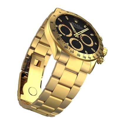 Rolex Watches Collection. Render 19