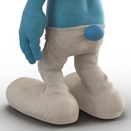 Smurf Rigged for Maya. Preview 26