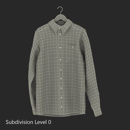 Shirts Collection. Render 35