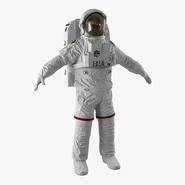 Nasa Space Suit Extravehicular Mobility Unit 2