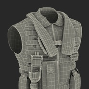 US Military Vest. Preview 33