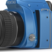 Pentax K-S1 Blue. Preview 20