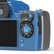 Pentax K-S1 Blue. Preview 24