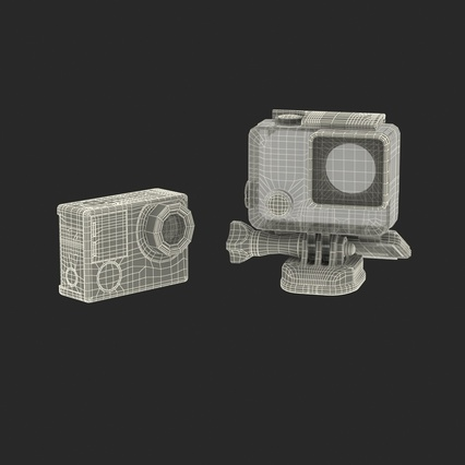 GoPro Collection. Render 5