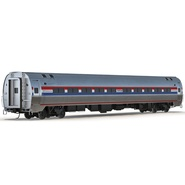 Railroad Amtrak Passenger Car 2. Preview 8