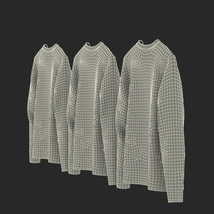 Sweaters Collection. Render 48