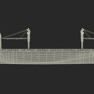 Sea Cargo Ship Generic. Preview 4