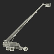 Telescopic Boom Lift Generic 4 Pose 2. Preview 79