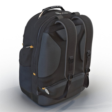 Backpack 2 Generic. Render 6