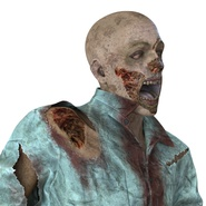 Zombie Rigged for Cinema 4D. Preview 45