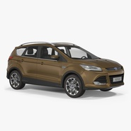 Ford Kuga FWD 2016 Simple Interior