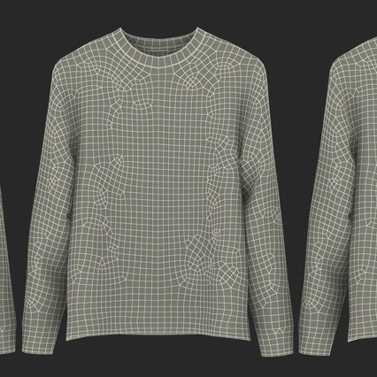 Sweaters Collection. Render 50