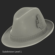 Fedora Hat 2. Preview 25