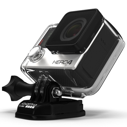 GoPro Collection. Render 68