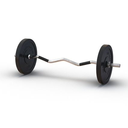 Barbells Collection 2. Render 3