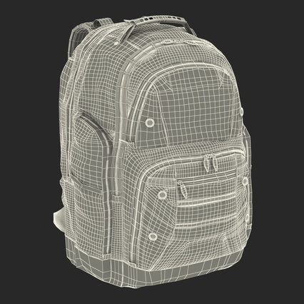 Backpack 2 Generic. Render 27