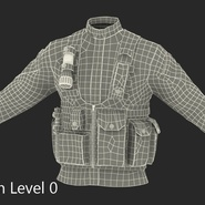 Military Jacket. Preview 10