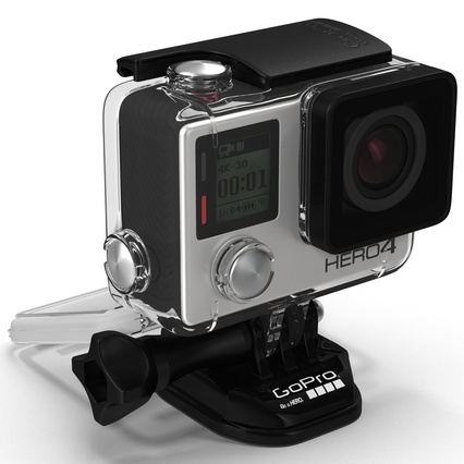 GoPro Collection. Render 51
