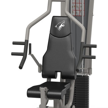 Weight Machine 2. Render 23