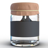 Glass Jar 3. Preview 6