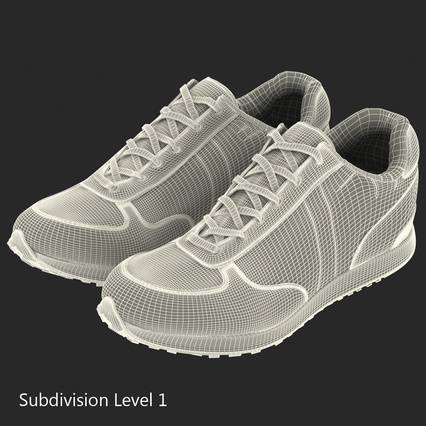 Sneakers Collection 4. Render 112