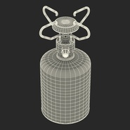 Gas Cylinder with Camping Stove. Preview 19
