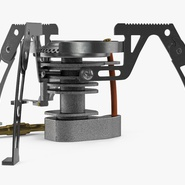 Folding Portable Camping Gas Stove. Preview 6