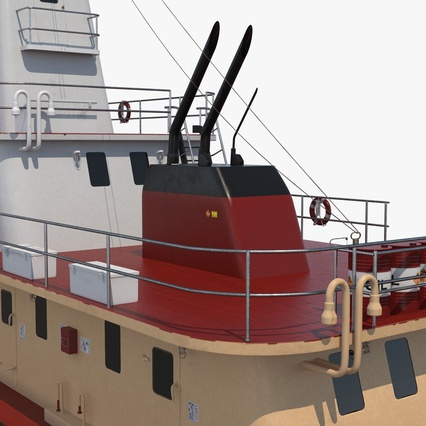 Pushboat. Render 21