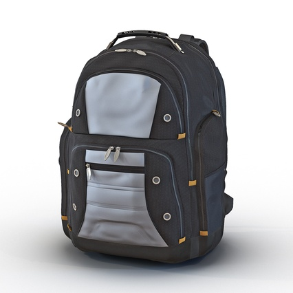 Backpack 2 Generic. Render 2