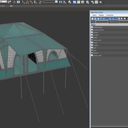 Deluxe Cabin Tent. Preview 20