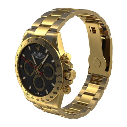 Rolex Watches Collection. Render 17
