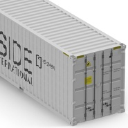 40 ft High Cube Container White. Preview 22