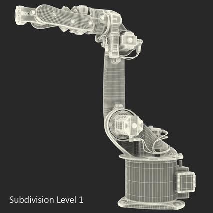 Kuka Robots Collection 5. Render 65