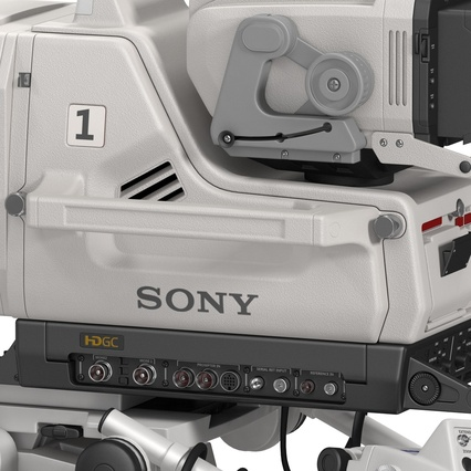 Professional Studio Camera DIGI SUPER 86II. Render 29