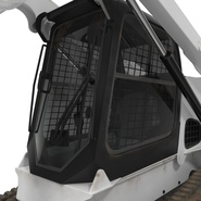 Compact Tracked Loader with Auger. Preview 26