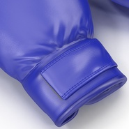 Boxing Gloves Blue. Preview 20