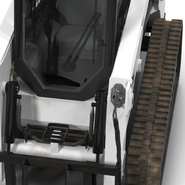 Compact Tracked Loader Bobcat With Blade. Preview 27