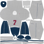 Baseball Player Outfit Generic 8. Preview 31