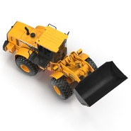 Generic Front End Loader. Preview 18