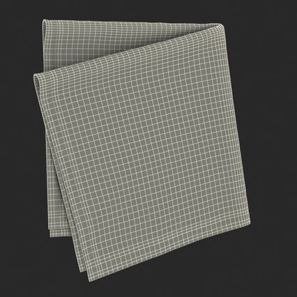 Napkins Collection. Render 6