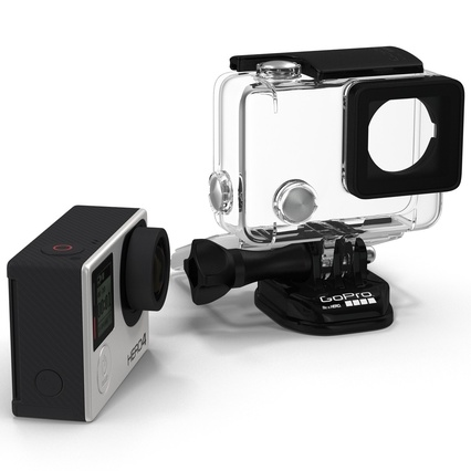 GoPro Collection. Render 42
