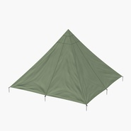 Floorless Camping Light Tent. Preview 7