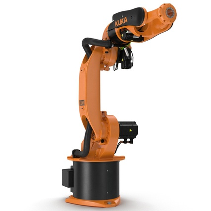 Kuka Robots Collection 5. Render 50