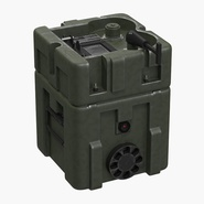 Military Lithium Battery Box 28V LBB