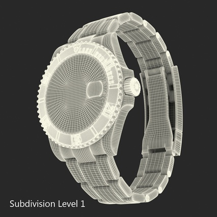 Rolex Watches Collection. Render 40